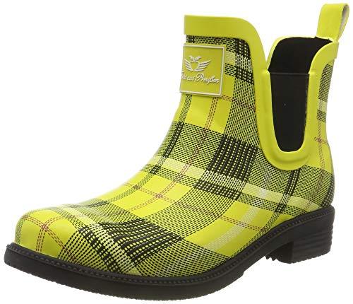 Fritzi aus Preussen Damen EWA Gummistiefel, Gelb (Yellow 6), 39 EU