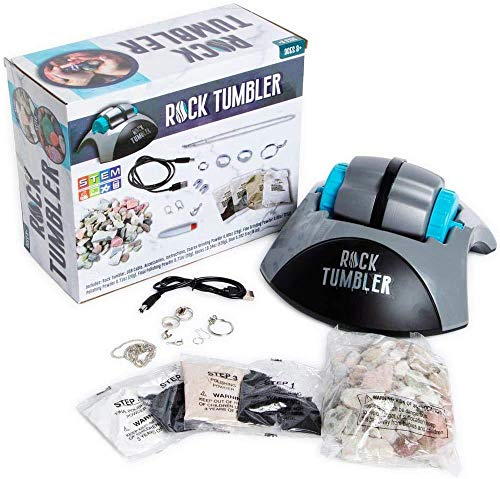 Gener8 Rock Tumbler Activity Kit Create Beautiful Polished Stones