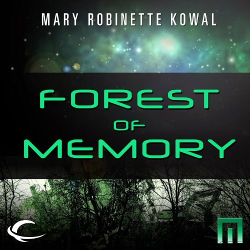 Forest of Memory audiobook cover art