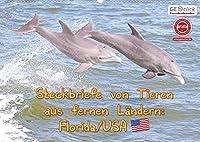 GEOclick Lernkalender: Steckbriefe von Tieren aus fernen Laendern: Florida/USA (Wandkalender 2022 DIN A2 quer): Interessante Tiere mit kindgerechten Informationen zur jeweiligen Art (Monatskalender, 14 Seiten )