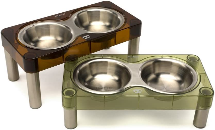WETNoz Metro Ranking TOP5 Some reservation Duo High Pet Elevated Bowl
