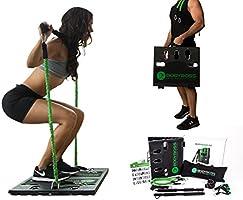 BodyBoss 2.0: 's Werelds 1e Portable Home Gym - Full Gym met alle accessoires.