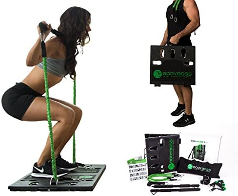 30% off BodyBoss Home Gym 2.0