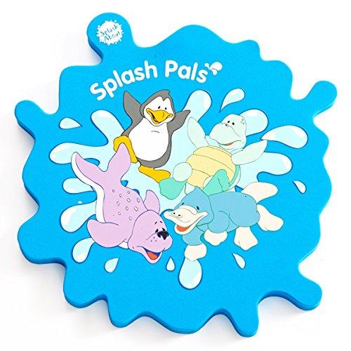 Splash About Maillot de Bain pour bébé et de Bain Miroir, Swim and Bath, Splash Pals
