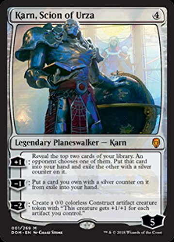 Karn, Scion of Urza - Dominaria
