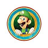 Super Mario Party Dessert Plates スーパーマリオパーティのデザートプレート♪ハロウィン♪クリスマス♪