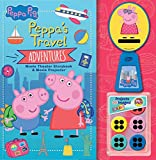 Peppa Pig: Peppa's Travel Adventures Storybook & Movie Projector (Movie Theater Storybook)