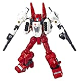 Transformers Toys Generations War for Cybertron Deluxe Wfc-S22 Autobot Six-Gun Weaponizer Action Figure - Siege Chapter - Adults & Kids Ages 8 & Up, 5