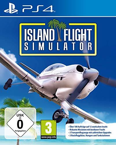 PS4 Island Flight Simulator - Flugsimulator - PS4 [PlayStation 4]