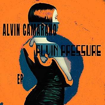 Alvin Pressure - EP