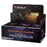 Wizards of the Coast Magic The Gathering: Display de 36 Sobres de Draft Aventuras en Forgotten Realms