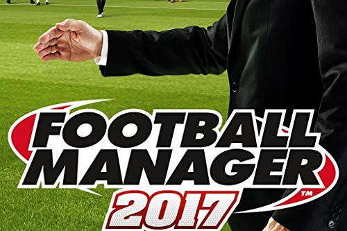 PC DVD ROM - Football Manager 2017 (1 GAMES)