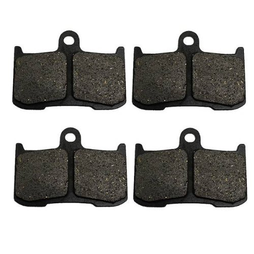 Volar Front Brake Pads for 2013-2017 Victory Cross Country Tour
