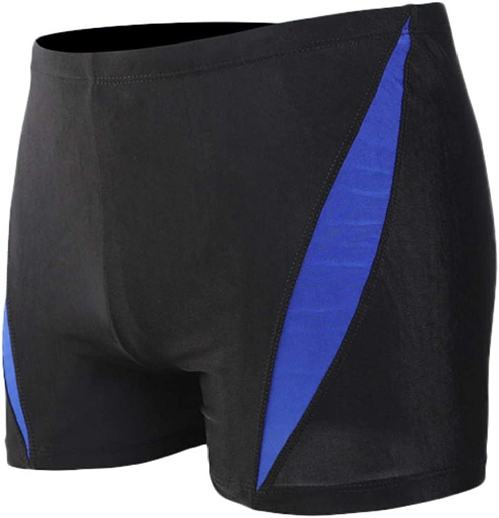 MODOQO Men's Swim Trunks,Quick Dry Breathable Male Swim Shorts for Beach Sport