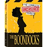 The Boondocks: The Complete Series【DVD】 [並行輸入品]