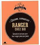 Ranger Classer Conserver Chez Soi