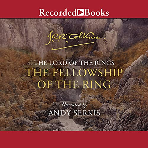 The Fellowship of the Ring Audiobook By J. R. R. Tolkien cover art