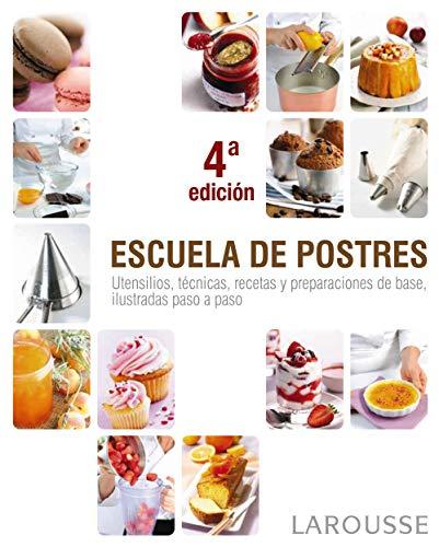 Escuela de postres (Gastronomia)
