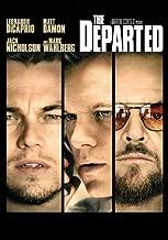 The Departed Movie Poster (27 x 40 Inches - 69cm x 102cm) (2006) Style P -(Leonardo DiCaprio)(Matt Damon)(Jack Nicholson)(Martin Sheen)(Vera Farmiga)(Mark Wahlberg)