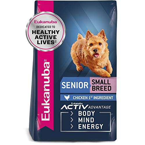 Eukanuba Senior Small Breed (M)
