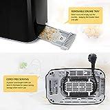 Aigostar Warrior 30JRL – 2-Scheiben Toaster, 7 Toast Bräunung Einstellung, Auftauen, Aufwärmen und Abbrechen Funktionen 750W, Schwarz, BPA frei. EINWEGVERPACKUNG. - 5