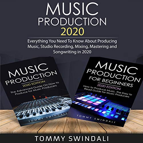 Music Production 2020 cover art