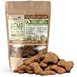 💚100% NATURAL AND SAFE HEMP - Our calming hemp treats will help your dog maintain calm energy in stressful situations including traveling, loud noises, vet visits, and separation without sedating them. Our dog hemp chews help soothe anxiety and hyper...