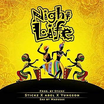 Night Life (feat. Yungson & Abel)