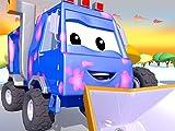 Sam the Snow Plow / Billy the Bulldozer / Matt the Police Car