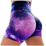 Leggins Push Up Mujer Pantalones Cortos Yoga Mujer Mallas Short Pantalón Corto Deportivo para Fitness Yoga Shorts