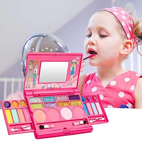 lossomly Kinder Kosmetik Set Kinder Beauty Set Prinzessin Show Make-up Mädchen Spielzeug...
