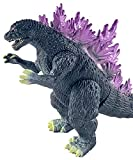 TwCare Godzilla Toy Action Figure: King of The Monsters, 2021 Movie Series Movable Joints Soft Vinyl, Carry Bag