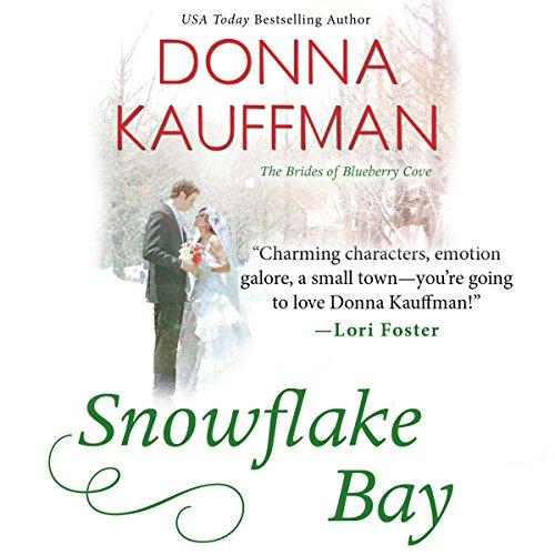 Snowflake Bay audiobook cover art