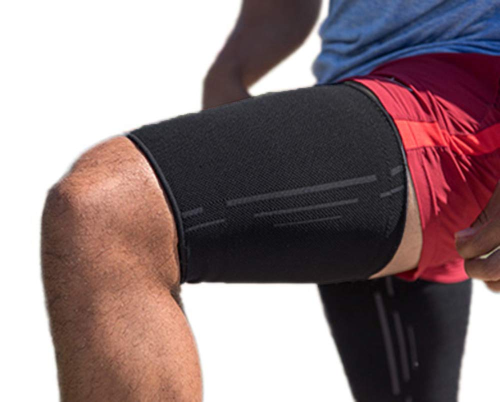 New product Thigh Compression Sleeve - Hamstring Popularity Pair f