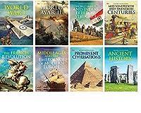 Encyclopedia of History ( Set of 8 Books) (Encyclopedias)