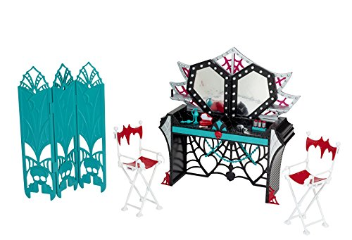 Monster High - Bdd90 - Poupée Mannequin - Howlywood Dressing Room