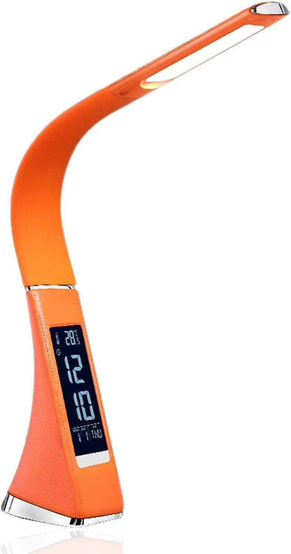 KTYX Augenschutz führte Schreibtischlampe Note DREI-Geschwindigkeit Dimmen Keine Flash-Frequenz Schreibtisch Universitt Schlafsaal Kinder Lernen Schlafzimmer Nachttischlampe Gute Vision Lampe
