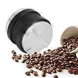 Herramienta multifunción de prensa de grano de café de acero inoxidable para café Tamper para oficina en casa