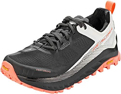 ALTRA Women's AL0A4VQW Olympus 4 Trail Running Shoe, Black/White - 10 M US