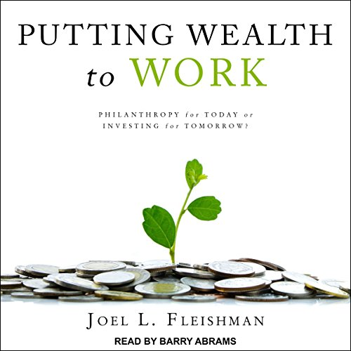 Putting Wealth to Work audiobook cover art