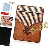 Kalimba Marimbaphone Piano 21 clés de Thumb Piano instrument de musique...
