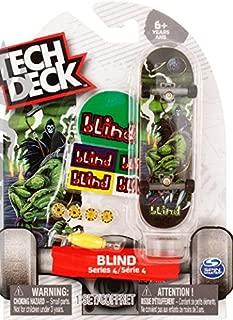 Lizard Reaper Tech Deck Blind Series 4 Finger Skateboard (Rare) 96mm Toy