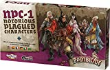 Asmodee Zombicide Black Plague: Notorious Plagued Char.#1, EFCMZB11, Strategiespiele