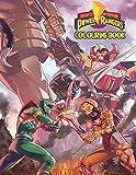 Power Rangers Colouring Book: Super Power Rangers book for kids