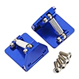 Hot Racing DCB311AR06 Aluminum Adjustable Trim Tabs (2) - Tra M41