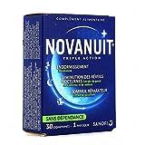 Novanuit Sommeil Triple action - Comprimés Sans Dioxide de Titane - 3 Mois de TRAITEMENT - Lot de 3 Boites de 30 Comp (3)