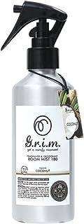 ノルコーポレーション ルームスプレー g.r.i.m 消臭 ルームミスト 大容量 ココナッツ 180ml OA-GRM-6-4
