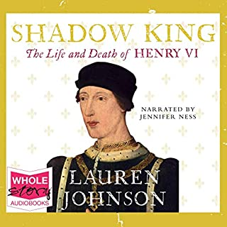 Shadow King cover art