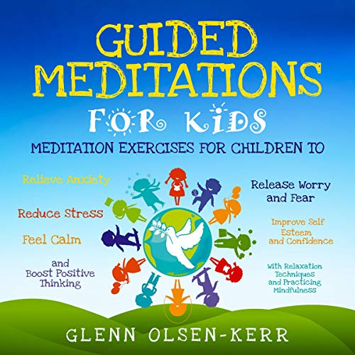 Guided Meditations for Kids  By  cover art