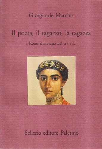 Il poeta, il ragazzo, la ragazza a Roma d'inverno nel 27 a. C. (Il divano)